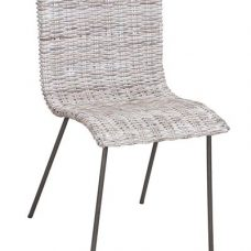 כסא מעוצב מראטן דגם Ziv 1121
