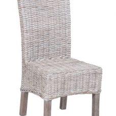 כסא מיוחד ומעוצב מראטן דגם Kan 1123