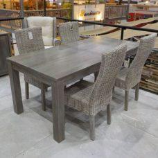 שולחן מעץ מינדי דגם Rotem 1136