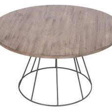 שולחן עגול מעוצב דגם Anan 1155