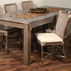שולחן מעץ מינדי מלא דגם Abirim 1141